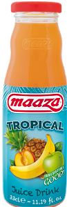 Foto Maaza tropical mix Juice